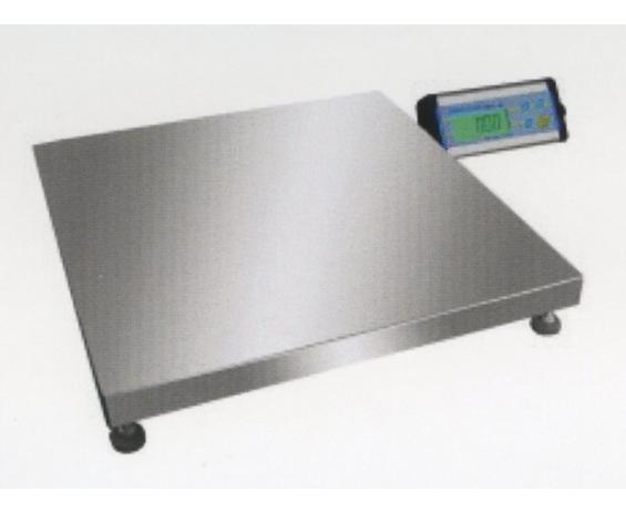 MEDIUM PLATFORM DIGITAL BENCH SCALES